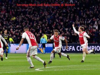 Serunya Main Judi Bola Online di Sbobet